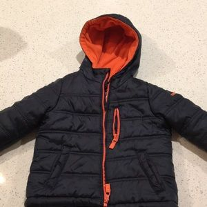 Toddler Boy Winter Coat